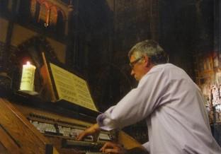 Jansen Thom Organist