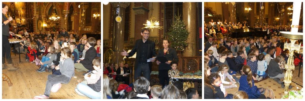 Kerstavond Dominicus Amsterdam