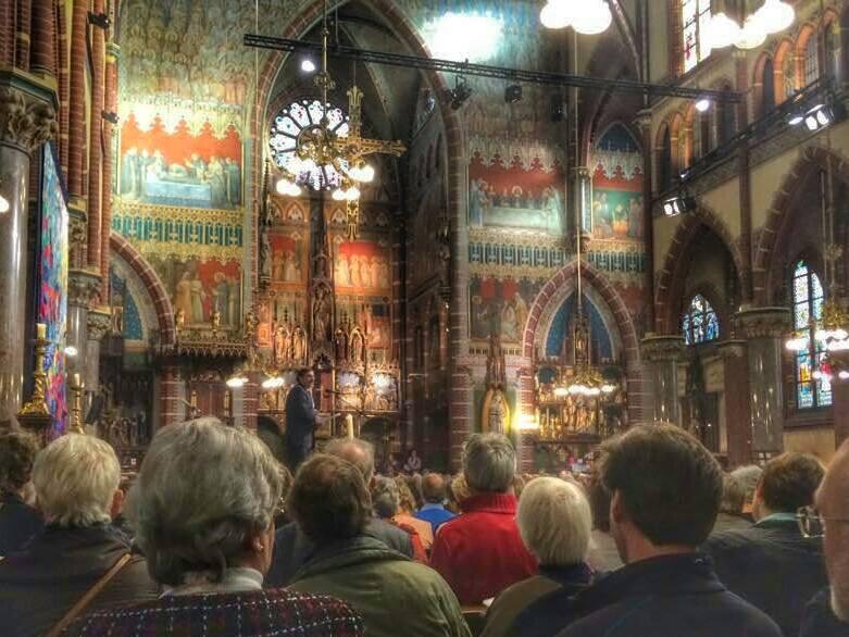 Dominicus Amsterdam Samendienst Kees Kok Juut Meijer