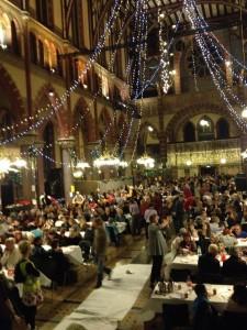 Dominicus Amsterdam Kerst