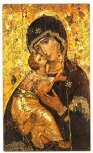 'Moeder Gods-icoon, Vladimir'